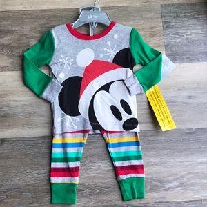 NWT Disney Pajama Set